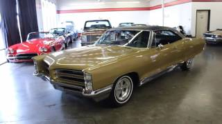1966 Pontiac Bonneville 421 Brougham For Sale at GT Auto Lounge