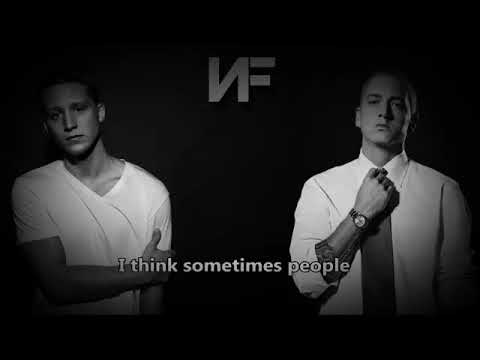 Eminem Feat NF - Beautiful Therapy Mashup