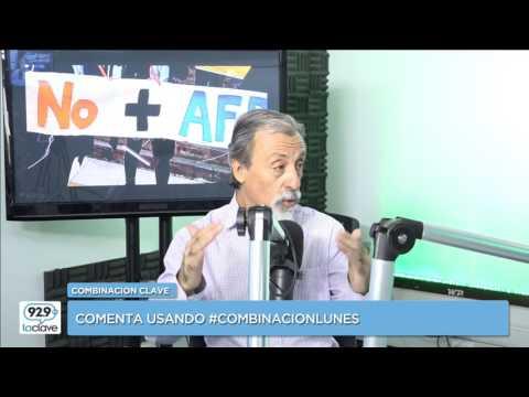 #CombinacionClave Fernando Paulsen y Luis Mesina; No + AFP