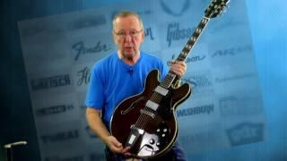 Ibanez Guitars 1974 Ibanez Guitar Model 2390 Super 58 Humbuckers w/Hard Case - 515-864-6136