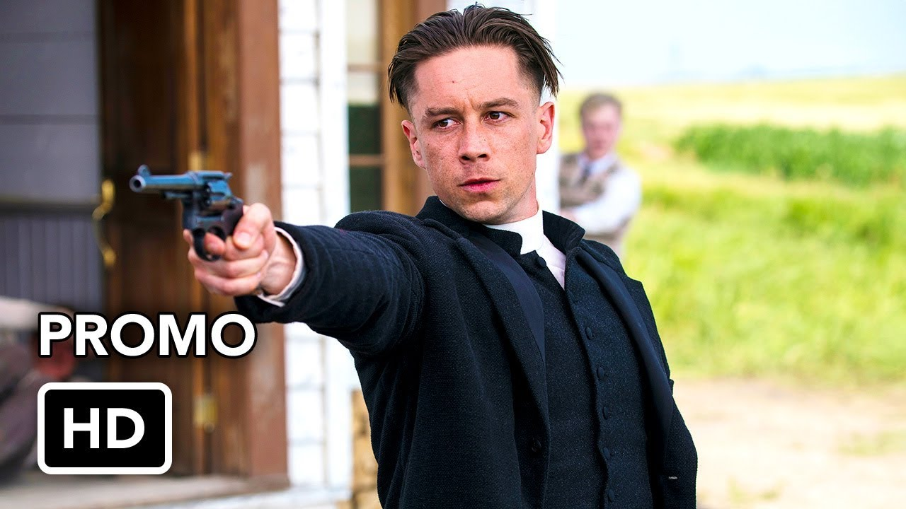 """Download Damnation 1x02 Promo """"Which Side Are You On?"""" (HD) This Season On"""