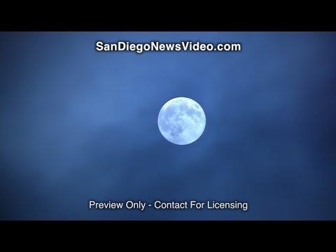 Super Moon 2013 Weather Shot, Lakeside
