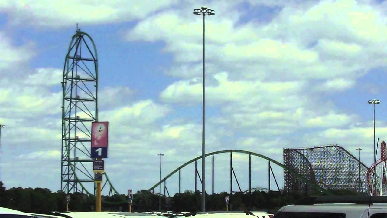 Fastest Roller Coaster In The World >> Kingda Ka Station Music - Six Flags Great Adventure - YouTube