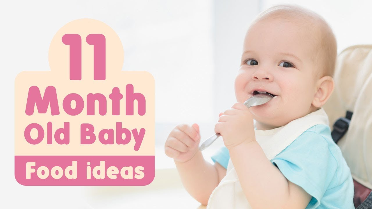 Foods and Drinks for 6 to 24 Month Olds | Nutrition | CDC