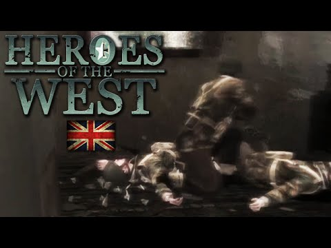 Heroes of the West: British Paratroopers
