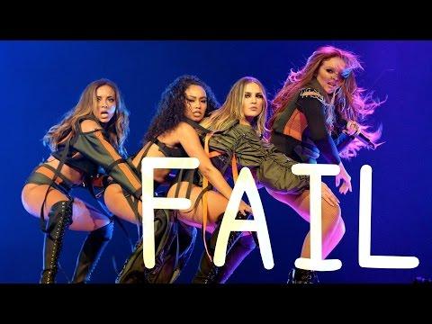 Little Mix | Live EPIC VOCAL FAILS Compilation
