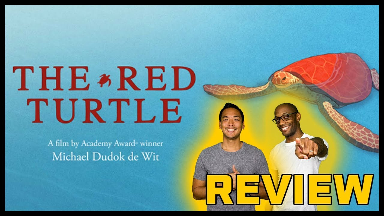 Red Turtle Anime Review Youtube
