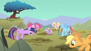My Little Pony - A Dog and Pony Show
