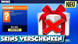 Fortnite Skins Gift!! New Weapon and New Mode is here! Abozocken! Anyone can join in