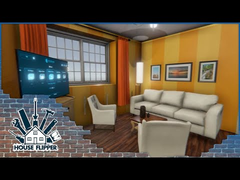 Become an interior designer with House Flipper!