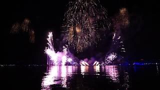Grand Feu d'Artifice: Fêtes de Genève 2017 (2)