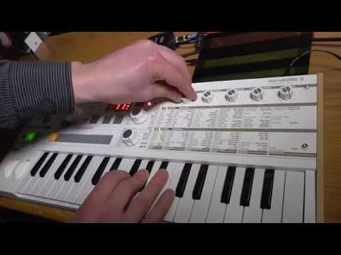 KORG microKORG S: Synthesizer/Vocoder-First Look