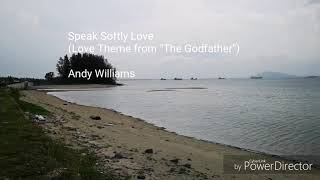 """Andy Willians-Speak Softly Love (Love Theme from """"The Godfather"""") with on screen lyrics"""
