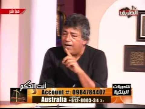 9-4-13 mohamed hashem on egyptian constitution part 1 of 7 نظرة محمد هاشم عن الدستور المصرى