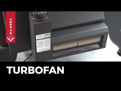 Turbofan do pieców wolnostojących - KRATKI