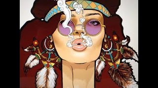 Watch Hwoarang Hippie Hookah video
