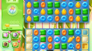 Candy Crush Jelly Saga Level 316 - NO BOOSTERS