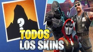FILTRATED *ALL SKINS* AND FORTNITE ROAD TRAVEL: Battle Royale