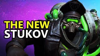 ♥ The New Stukov - Heroes of the Storm (HotS Gameplay)