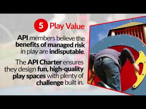 Playdale Playgrounds - Reasons To Always Choose An API Member