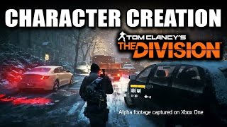 Tom Clancy's The Division News: Character Creation, The Tank Class, Riot Shields & Customization