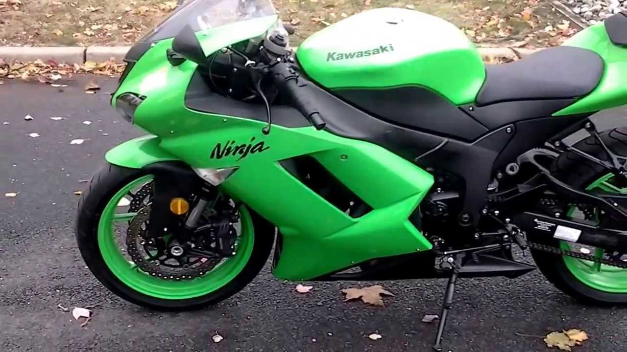 2008 kawasaki ninja 600 zx6r k1315 youtube. Black Bedroom Furniture Sets. Home Design Ideas