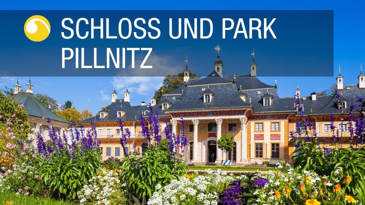 Schloss und Park Pillnitz | Gärten in Sachsen | Schlösserland Sachsen