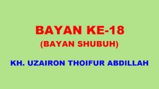 018 Bayan KH Uzairon TA Download Video Youtube|mp3