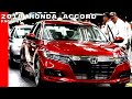 2018 Honda Accord Production Factory