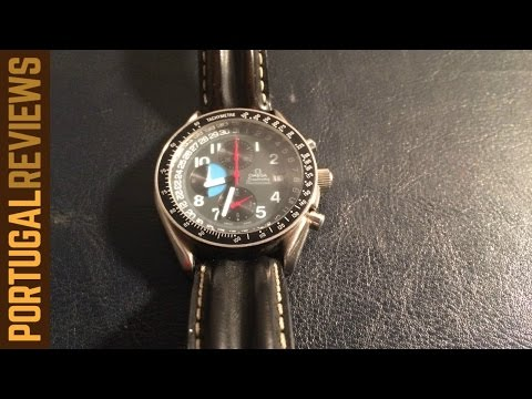 Omega Speedmaster Watch Copy Review - Rant about Copies
