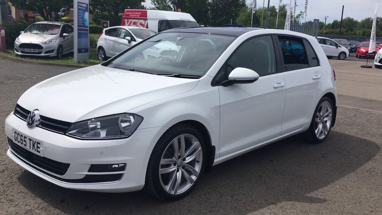 used volkswagen golf tdi of car ryde sport infinity wight for in sale isle