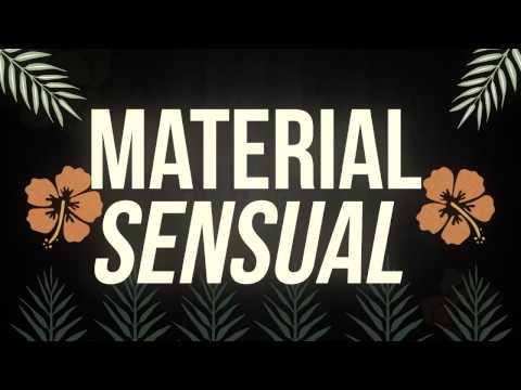 RAES - Material Sensual (Lyric Video)