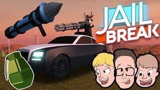 *NEW JAILBREAK UPDATE GAMEPLAY* | Family Friendly Gaming | Roblox Live Stream