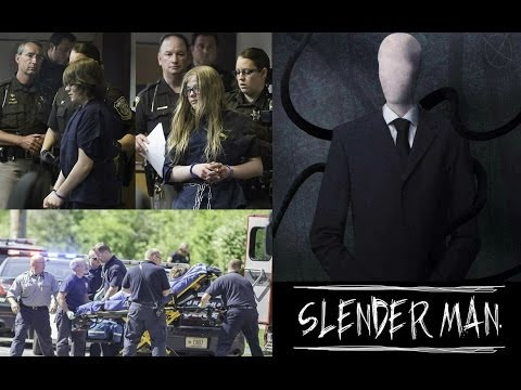 12 Year Old Girls Try to Kill Their Friend to Meet Slenderman