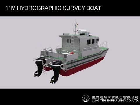 nb449-11M Hydrographic Survey Boat