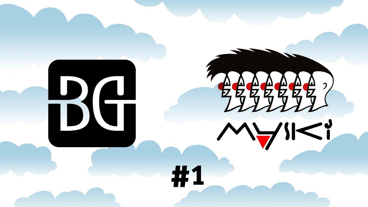 BigGOGI clip PRO Maski #1