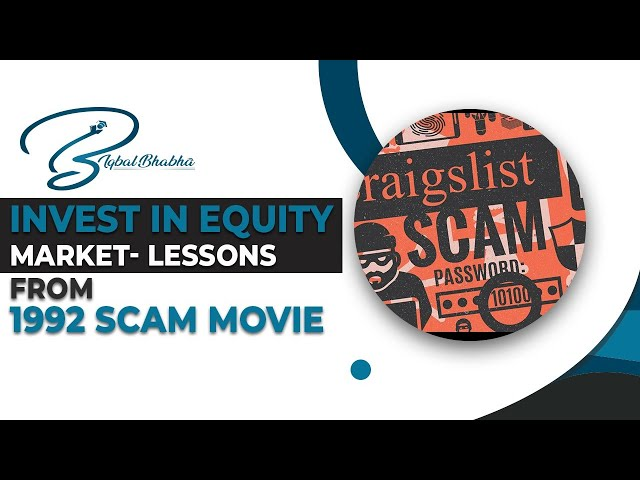 Lessons from Scam 1992 Web Series | Muhammad Iqbal Bhabha