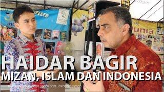 MANUSIA INDONESIA - Dr. Haidar Bagir: menabur ragam pemikiran (eps. 1)