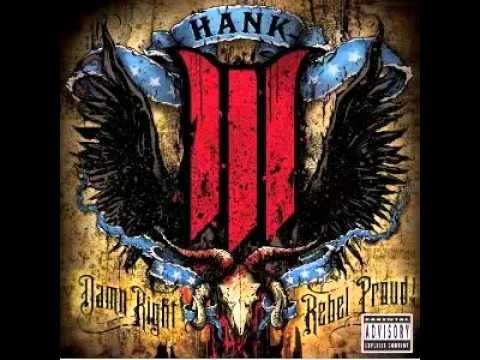 Hank Williams III 3 shades of black