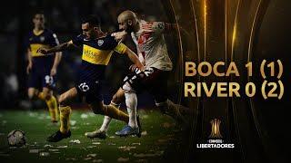 Resumen | Boca 1 River 0 | Semifinal VUELTA Libertadores 2019