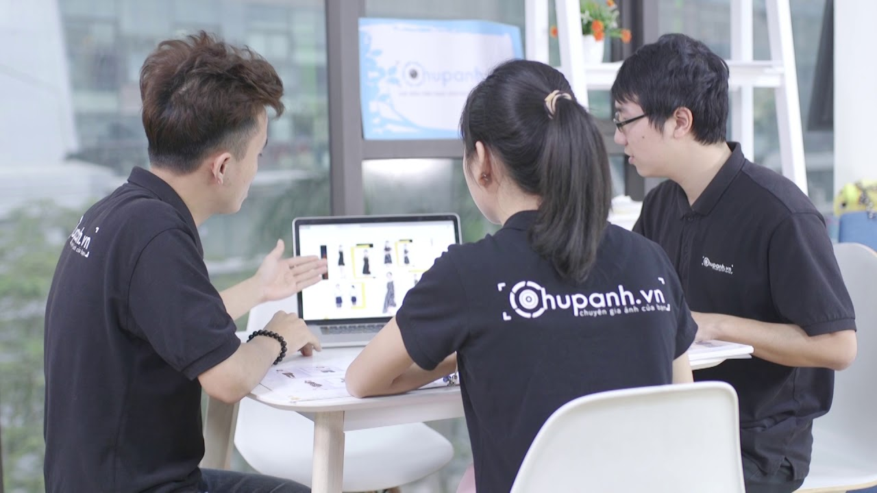 Quay phim chụp ảnh quảng cáo thời trang Lookbook tại Chupanh.vn