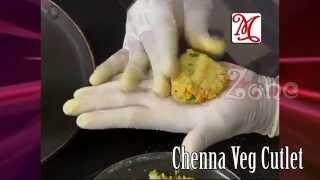 Chenna Veg Cutlet Thumbnail