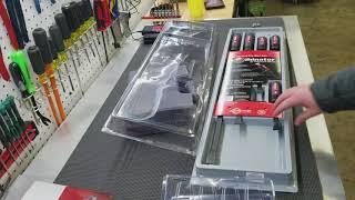 Tool Haul #3 JET Benchgrinder, Mayhew Pry Bars, Mayhew Scrapers