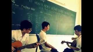 Cơn mưa ngang qua - Acoustic Cover (The Duet)