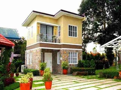 Lily house to own rent to own houses in cavite dasma for Up and down house design in the philippines