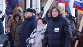 Марш Немцова в Нижнем Новгороде