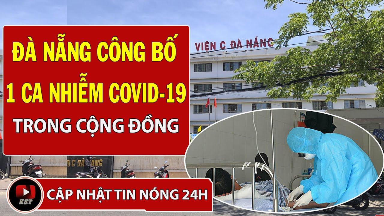 Viện Pasteur Nha Trang xác nhận ca dương tính với covid-19 ở Đà Nẵng sáng  24/07/2020