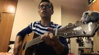 Elizabeth Tan ft. Faizal Tahir - Setia (Acoustic Cover)