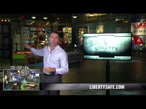 Liberty Safe Featured on the Blaze TV