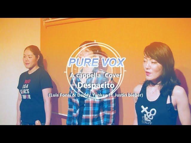 【洋楽カバー アカペラ】Luis Fonsi ft. Daddy Yankee,Justin Bieber - Despacito
